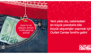 Yılbaşı Alışveriş ve Eğlencesi için Outlet Center İzmit