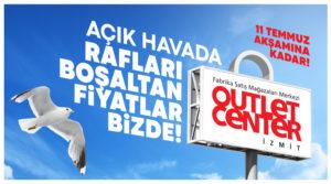 Read more about the article Rafları Boşaltan Fiyatlar Outlet Center İzmit'te!