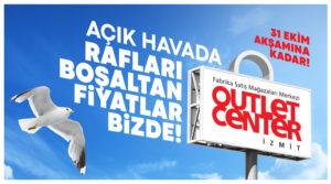 Read more about the article Rafları Boşaltan Fiyatlar Outlet Center İzmit'te