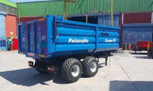 10 Ton Cargo Serisi Tır Tipi Hardox