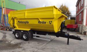 12 Ton Cargo Serisi Tır Tipi Hardox