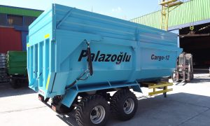 12 Ton Cargo Serisi Tır Tipi