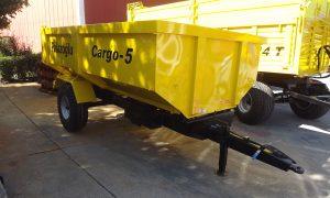 5 Ton Cargo Serisi Tek Dingil