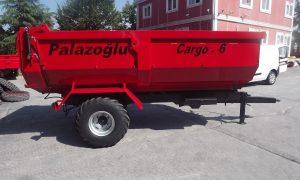 6 Ton Cargo Serisi Tek Dingil