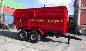 6 Ton Cargo Serisi Tır Tipi