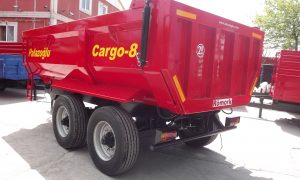 8 Ton Cargo Serisi Tır Tipi