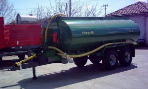 10 Ton Eco Tandem Dingil Su Tankeri