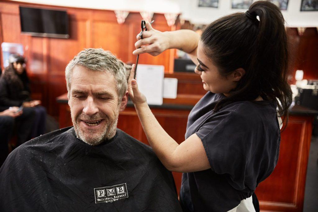 Men's Barbers Birmingham | Best Barbers near Me | Pall Mall Barbers