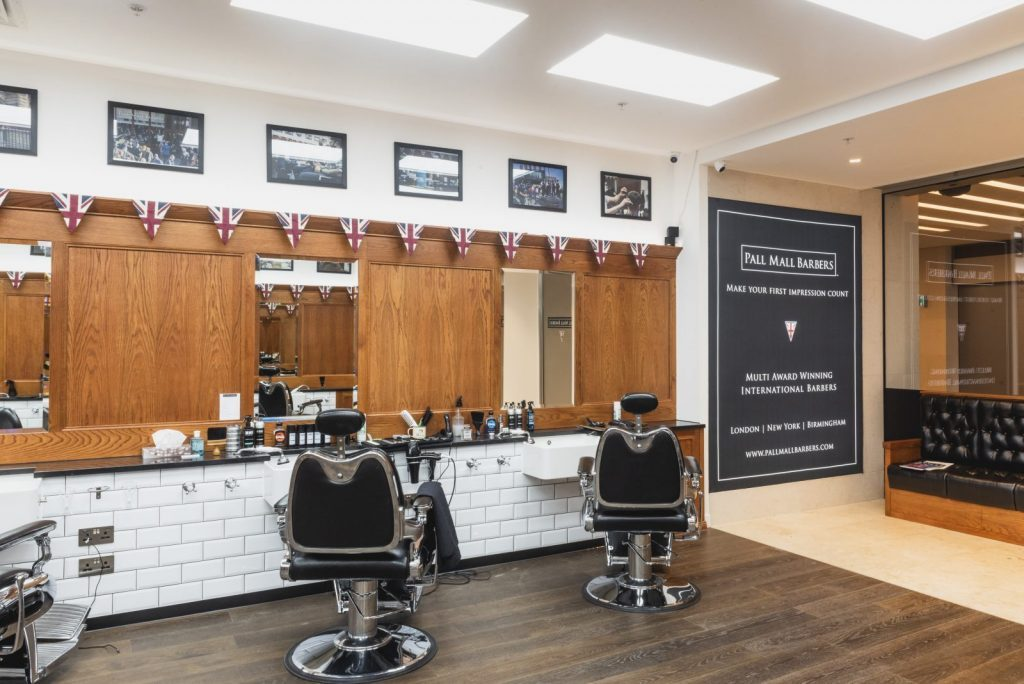 Pall Mall Barbers Birmingham | Best Barbers Birmingham | Barbers Near Me