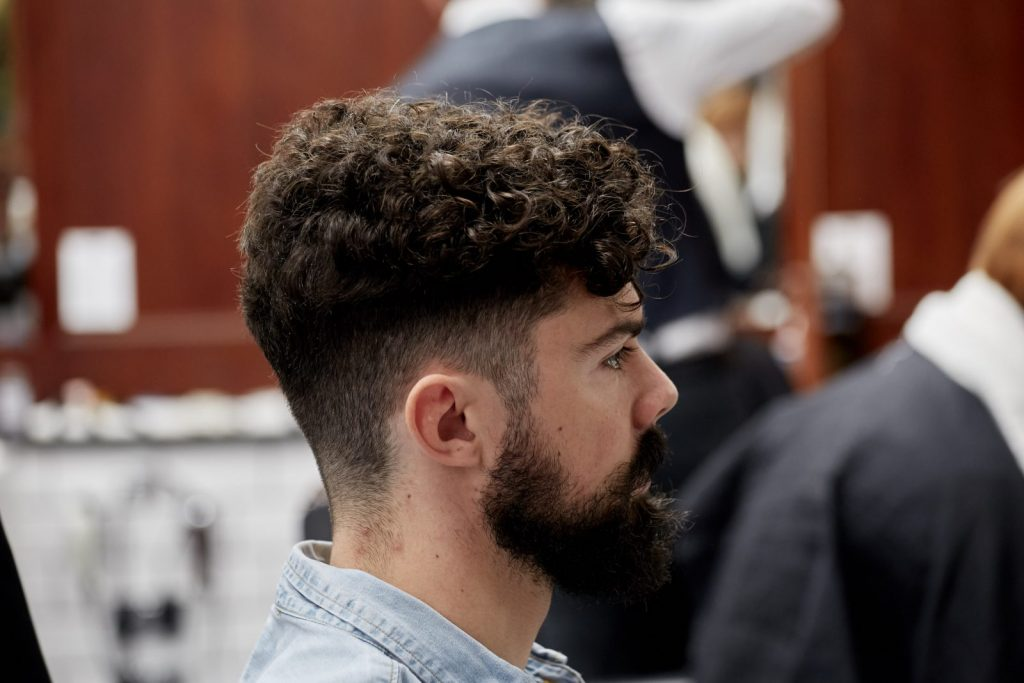 Pall Mall Barbers Birmingham | Haircuts | Curly Hair Styles