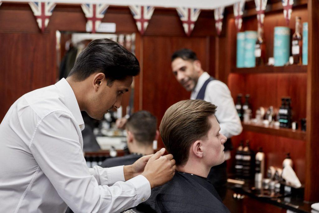 Pall Mall Barbers | Haircuts | Beard Trims | Best Barbers Near me