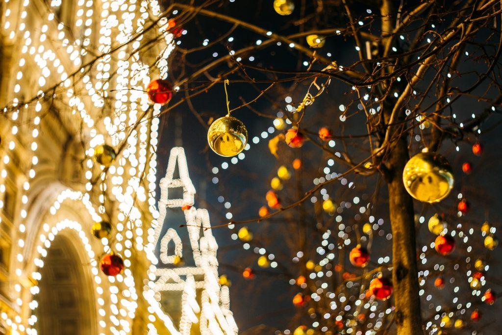 Winter Pall Mall Barbers | Christmas