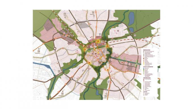 Ontwikkelperspectief 2040 Centrum Eindhoven
