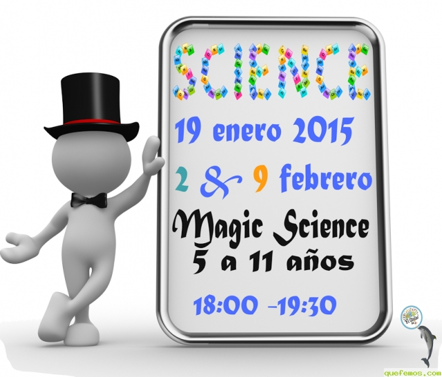 "Curso ""Magic Science"" en Castropol"