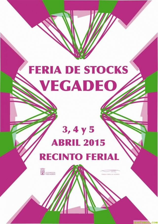 Feria de Stocks de Vegadeo: abril 2015