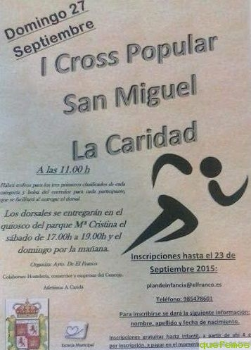 I Cross Popular San Miguel 2015 en La Caridad
