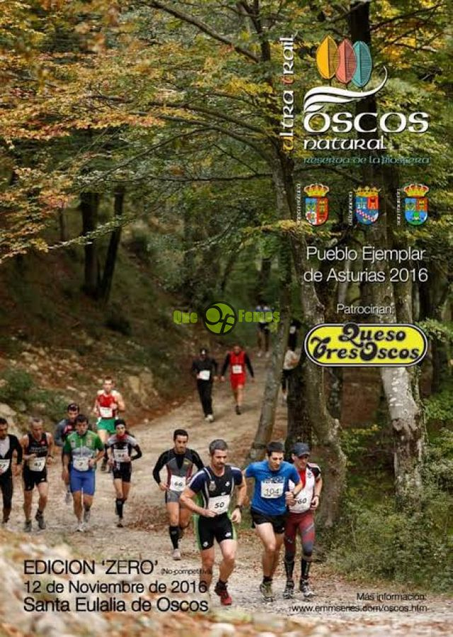 Ultra Trail Oscos Natural 2016