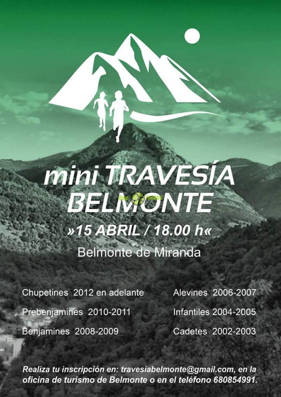 Mini Travesía Belmonte 2017
