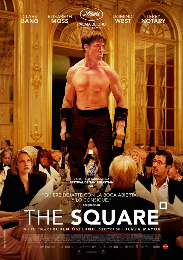 "Cinemateca Ambulante en Tineo: ""The Square"""