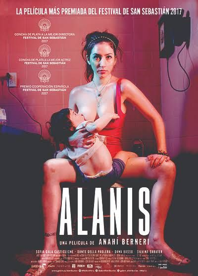"Cinemateca Ambulante en Tineo: ""Alanis"""