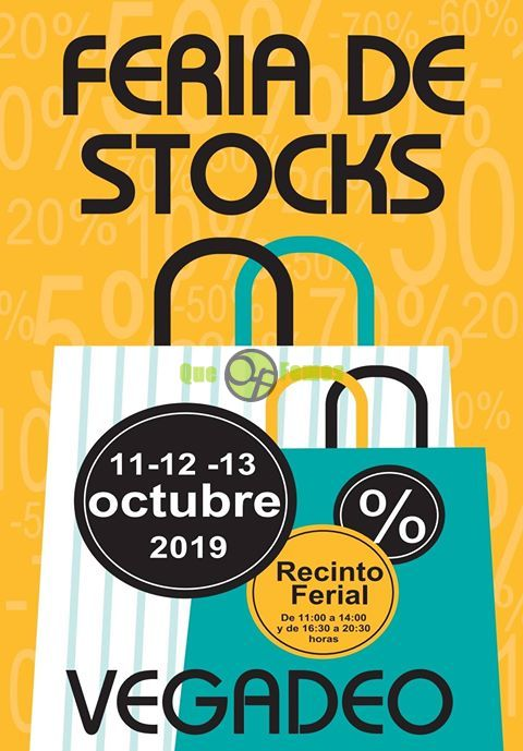 XXVI Feria de Stocks 2019 en Vegadeo
