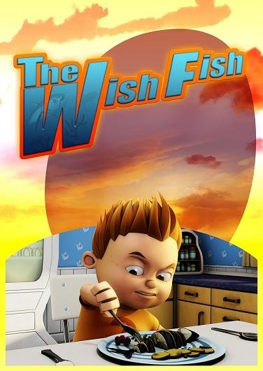 "Bibliocine en Pola de Allande: ""The Wish Fish"""