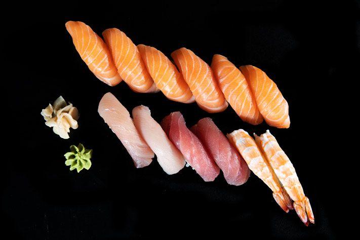 Sushi Glutenfritt