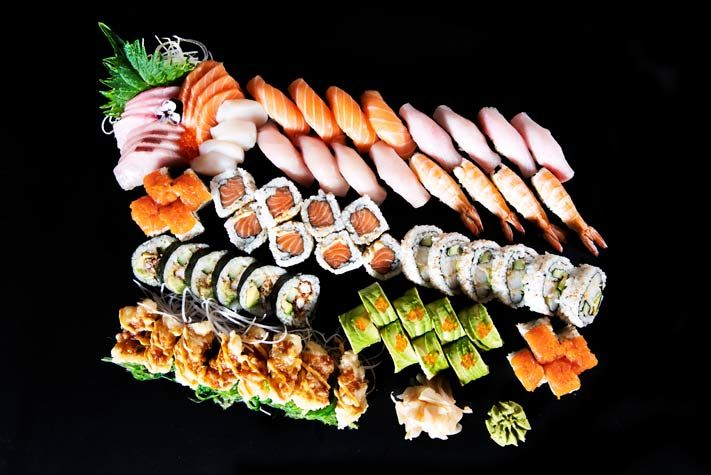 sabi sushi meny