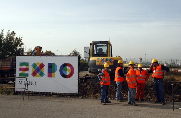 Cantieri di Expo