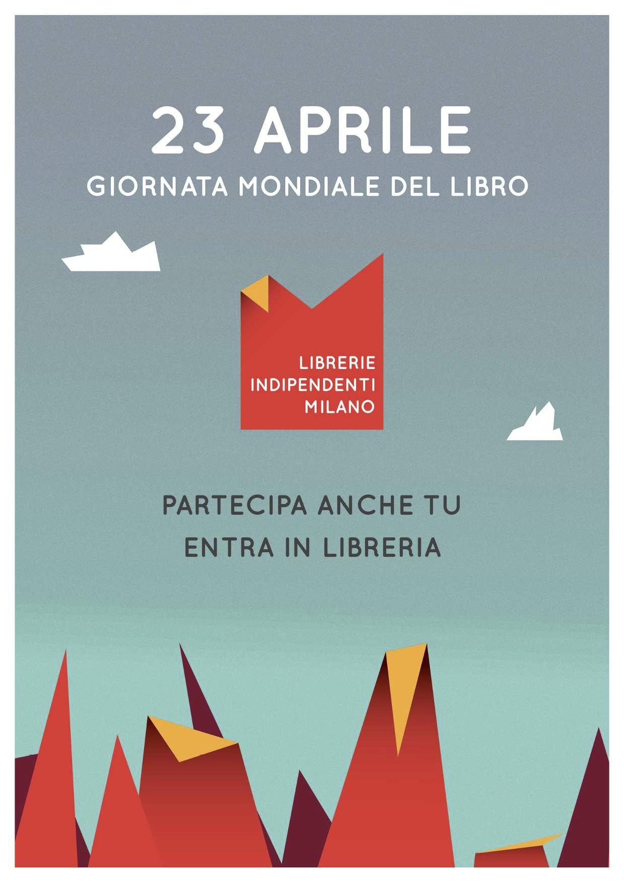 Aprile Giornata Mondiale Del Libro  Copy