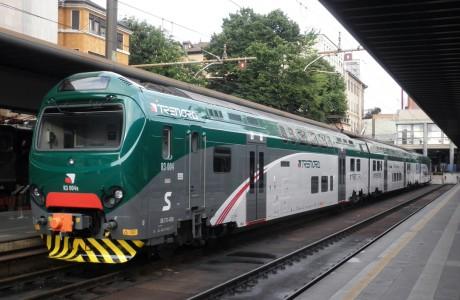 Treno TSR livrea Trenord
