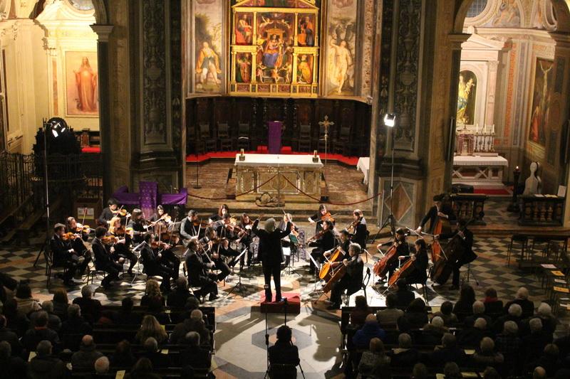 Orchestra Haydn alto