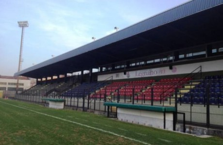 Stadio Giovanni Mari - AC Legnano vs FBC Saronno
