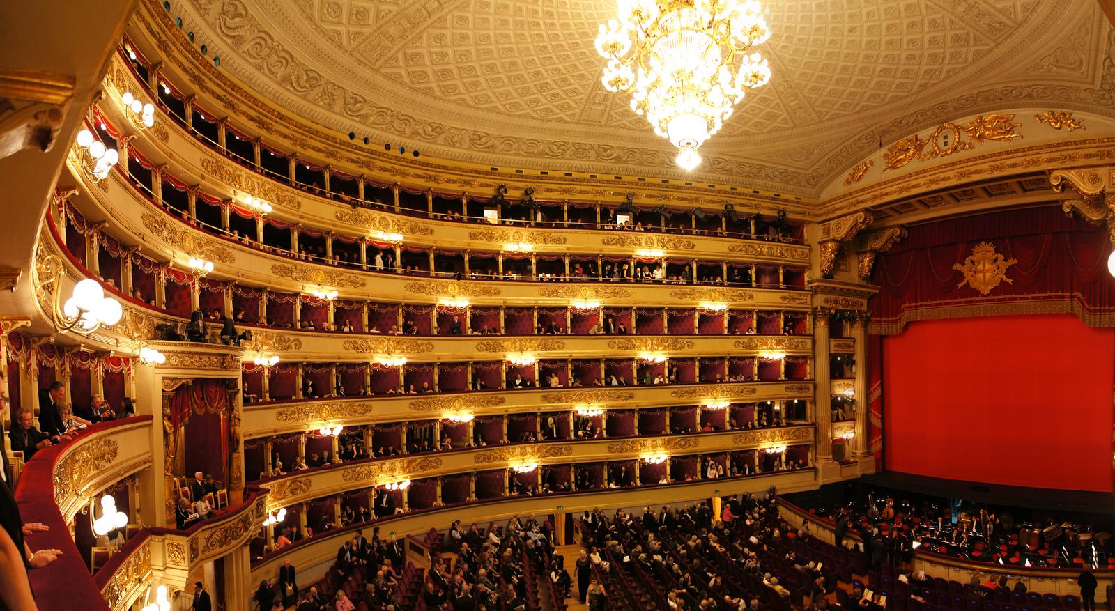 Teatro alla Scala - La cena delle beffe