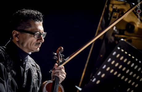 Violinista Piercarlo Sacco - L'Estro armonico 2016