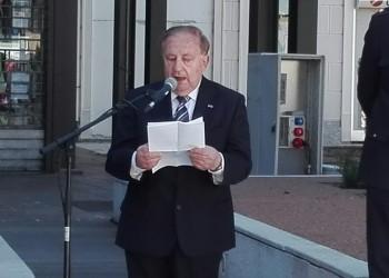 Celebrazione 25 aprile legnano Presidente Anpi Luigi Botta_resize