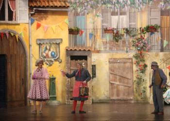 I Legnanesi - La Famiglia Colombo Teatro Galleria