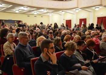 Max Pisu con Il rompiballe al Teatro Tirinnanzi 05