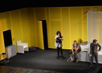 Max Pisu con Il rompiballe al Teatro Tirinnanzi 16