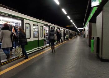 Metropolitana M2 Milano