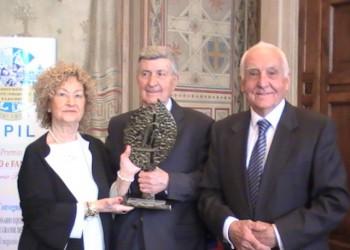 Premio Apil - Prandoni moglie e giovanni caironi