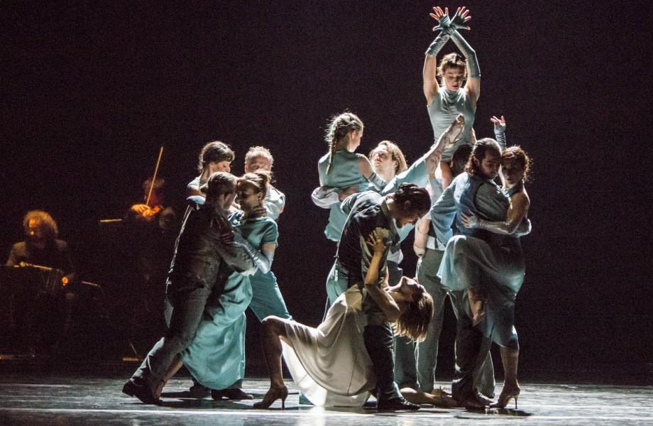 Shakespeare in tango