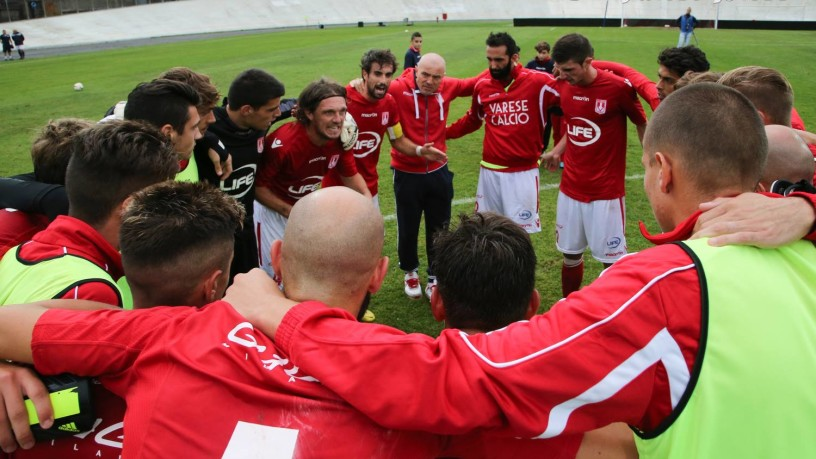 Partita Varese Calcio