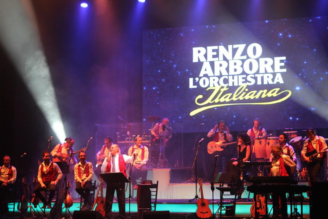Renzo arbore - Teatro Galleria