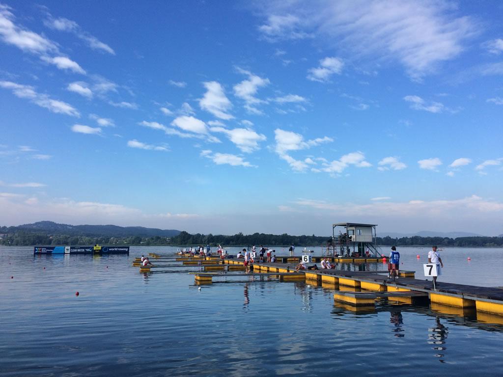 Campionati mondiali di canottaggio
