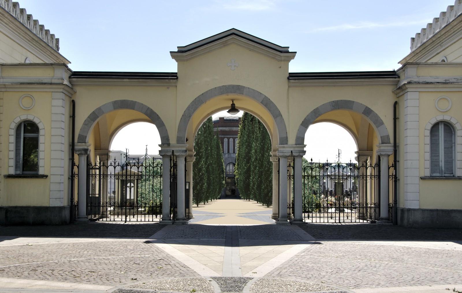 Cimitero Monumentale Legnano 01