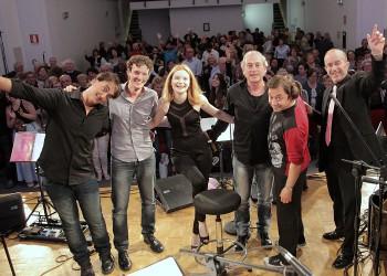 Giulia Ottonello quintet Donne In Canto 22