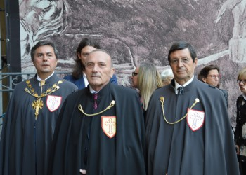 Il supremo magistrato Alberto Centinaio