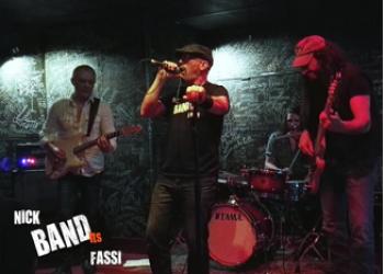 Opera Rock Nick Fassi Band