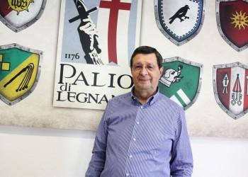 Presidente Famiglia Legnanese Gianfranco Bononi